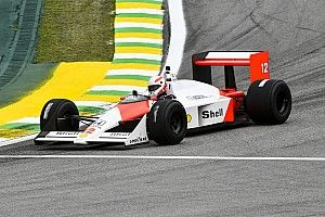 Brazilian GP: Best images from Interlagos on Thursday