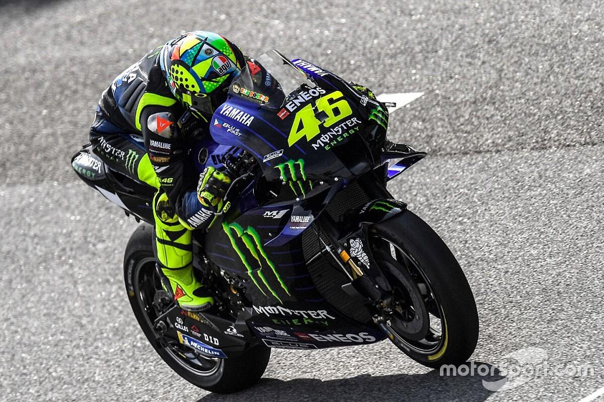 Rossi acude a su cita anual con Mugello