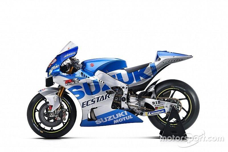 Fotogallery: nuovi colori per la Suzuki in MotoGP nel 2020