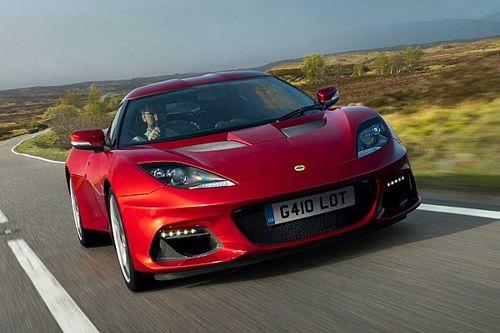 Lotus выпустил «повседневное» спорткупе