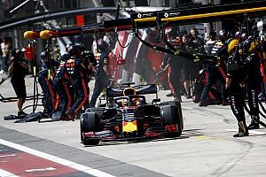 Red Bull Racing verbetert eigen pitstoprecord in Brazilië