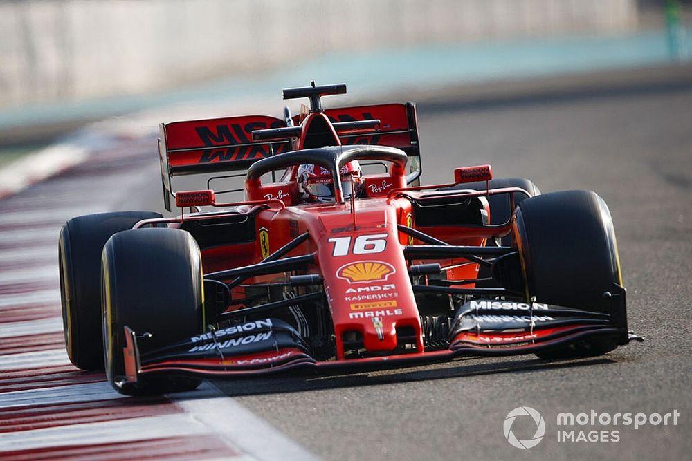 Ferrari: inizia il test a Jerez con le Pirelli da 18 rain