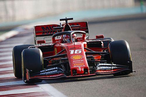 Leclerc, SF90'la Jerez'de piste çıktı
