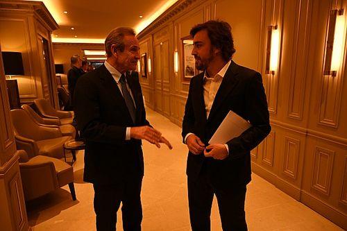 """Ickx: """"Alonso debe volver al Dakar, tiene el talento para ganarlo"""""""
