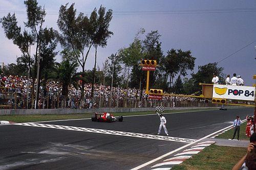 GALERÍA: el GP de México de 1988