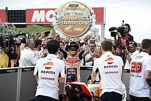 Márquez iguala a Doohan como el piloto con más victorias de Honda
