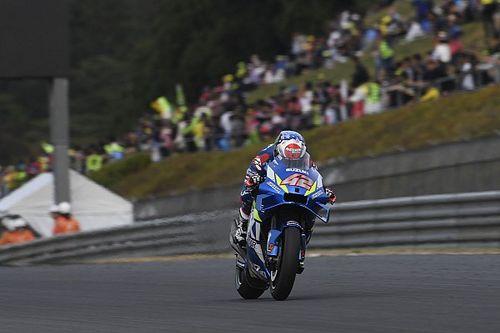 Rins: Qualifying woes masking Suzuki potential