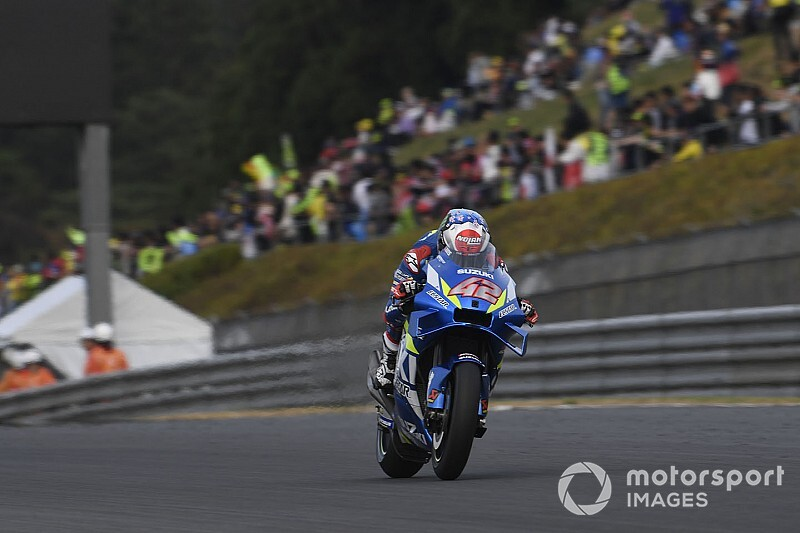 """Rins: """"La Suzuki è da podio, ma dobbiamo migliorare in qualifica"""""""