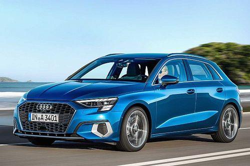 Audi показала новую A3