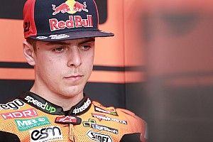 Di Giannantonio se guardó un as en la manga cuando rechazó la oferta de Aprilia en MotoGP
