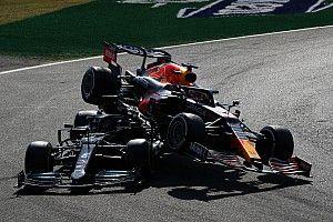"Hamilton : ""Verstappen savait ce qui allait se passer"""