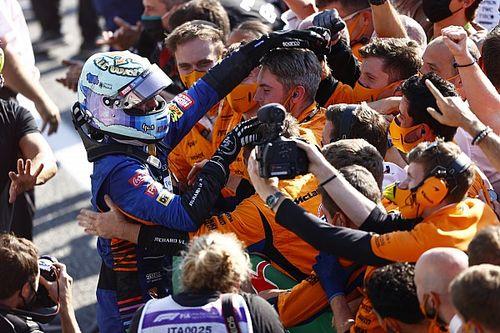 """Hakkinen: """"McLaren'la ilk yarışımı kazamam 4 yılımı aldı, Ricciardo'nun ise 6 ayını"""""""