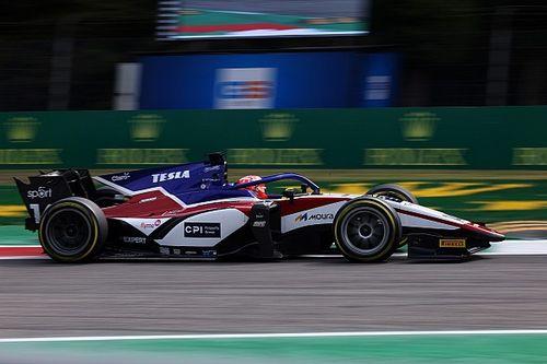 F2: Enzo Fittipaldi mostra rápida adaptação e larga na sétima fila em estreia