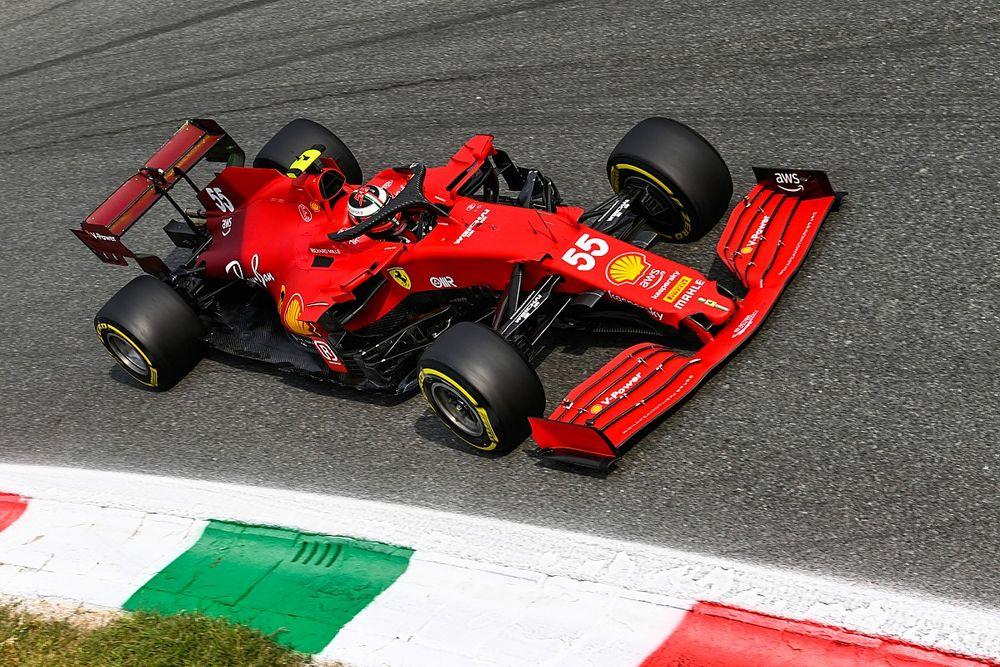"""Sainz: """"Dovevo ritrovare il feeling con la mia Ferrari"""""""