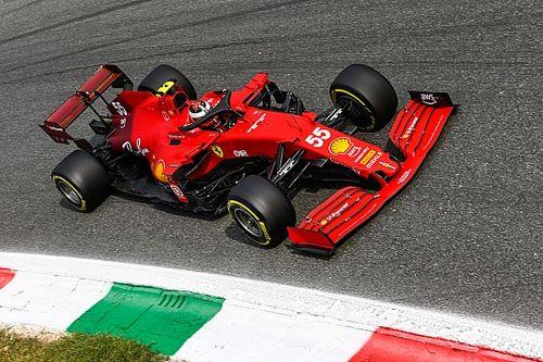 """Sainz: """"Esta Q3 me resarce de las dos últimas carreras"""""""