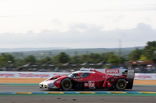 Le Mans: Pipo Derani celebra chance de brigar pelo pódio com Glickenhaus