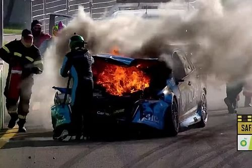 Motorsport Australia defends response to Perkins fire