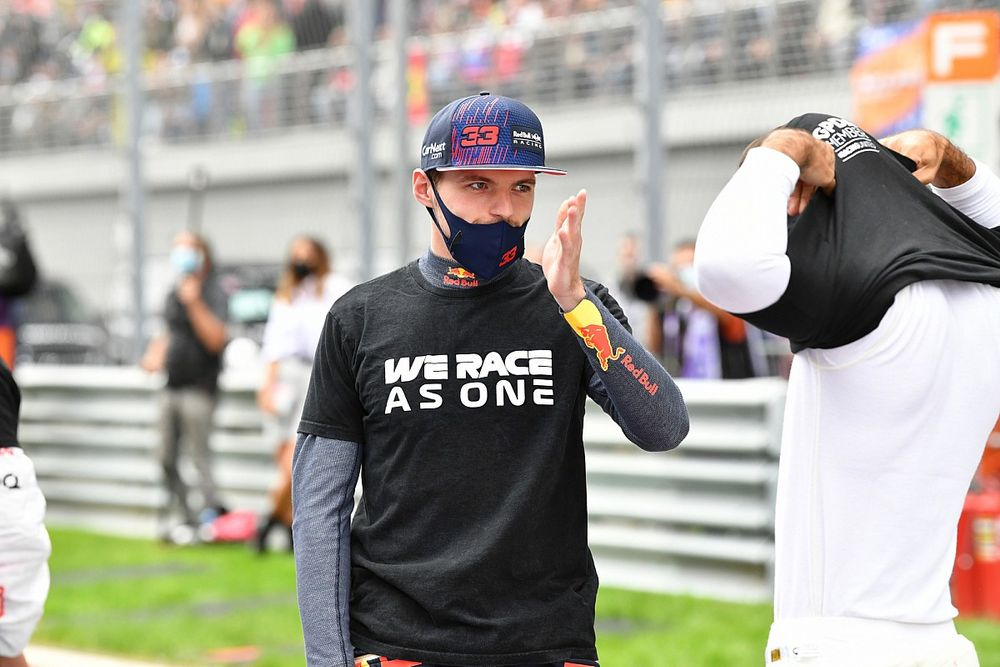 Max Verstappen: Nem változtatná meg az életemet, ha nem lennék világbajnok idén