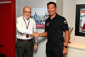 SRT diventa RNF Racing e resta in MotoGP fino al 2026