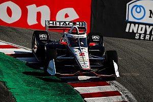 Laguna Seca IndyCar: Newgarden leads Herta, Palou in practice