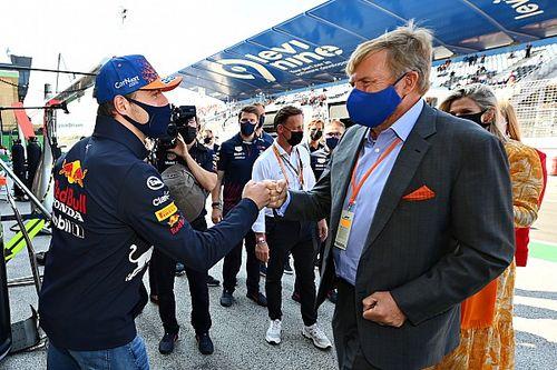 """Koning Willem-Alexander: """"Dutch GP heeft Nederland van zijn beste kant laten zien"""""""
