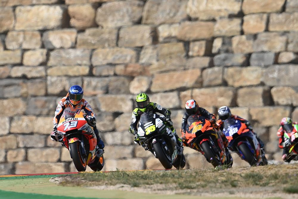 2021 MotoGP Aragon Grand Prix – how to watch, session times & more