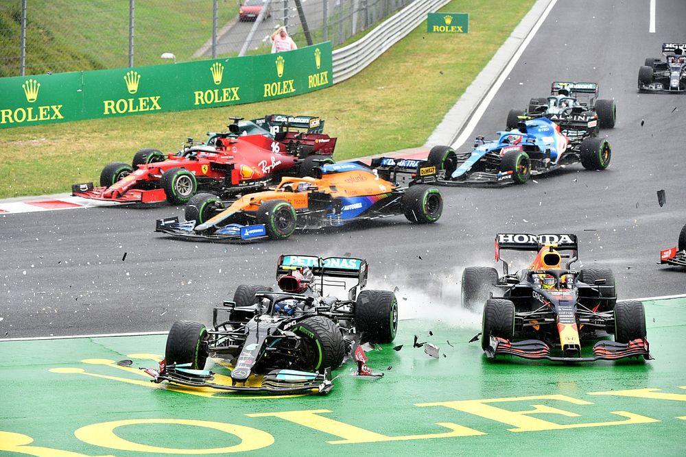 Verstappen i Perez stracili silniki