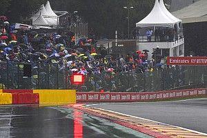 La F1 piensa opciones para los fans que asistieron a Spa