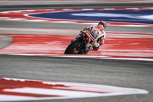 Uitslag: Tweede vrije training MotoGP GP van de Verenigde Staten