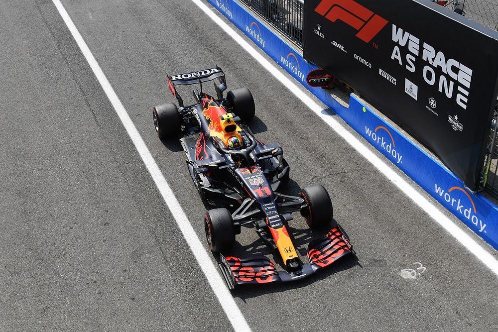"""Perez: """"Sprint yarışı sıkıcıydı"""""""