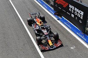 "Pérez califica de ""aburrida"" la carrera sprint en Monza"