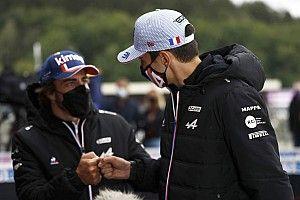 Laurent Rossi: Nem volt biztos, hogy Alonso velünk marad jövőre...
