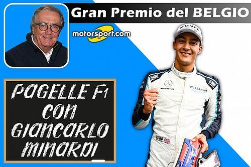 "Minardi: ""Senza elicottero non poteva esserci GP"""