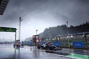 Bez wyścigów w deszczu?