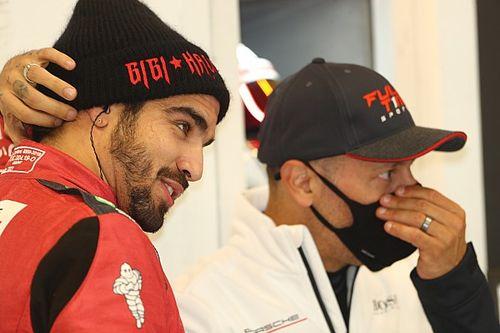 Porsche Cup: Caio Castro revela choro após pódio com Kanaan em Interlagos