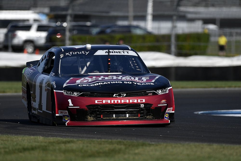 Chase Elliott a last-minute addition to Xfinity Indy RC race