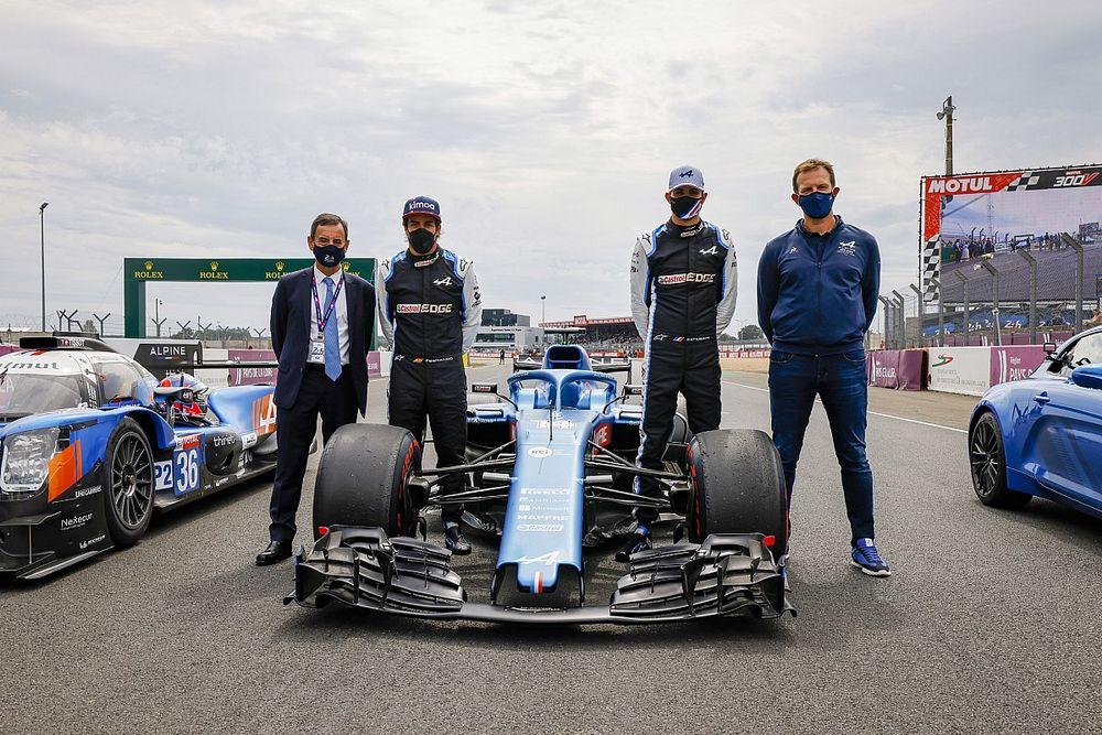 Ocon gelecekte Le Mans 24 Saat yarışına katılma fikrine açık