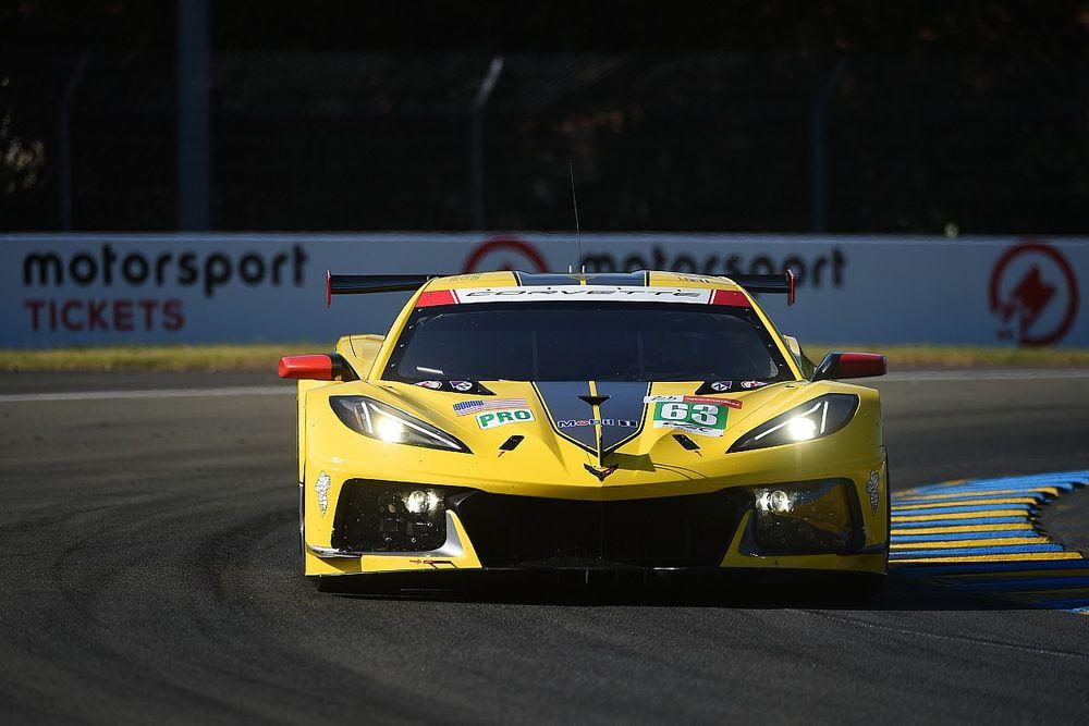 Ferrari's Molina convinced Corvette 'has something extra'