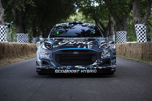 The new car that can resurrect Ford's WRC winning pedigree
