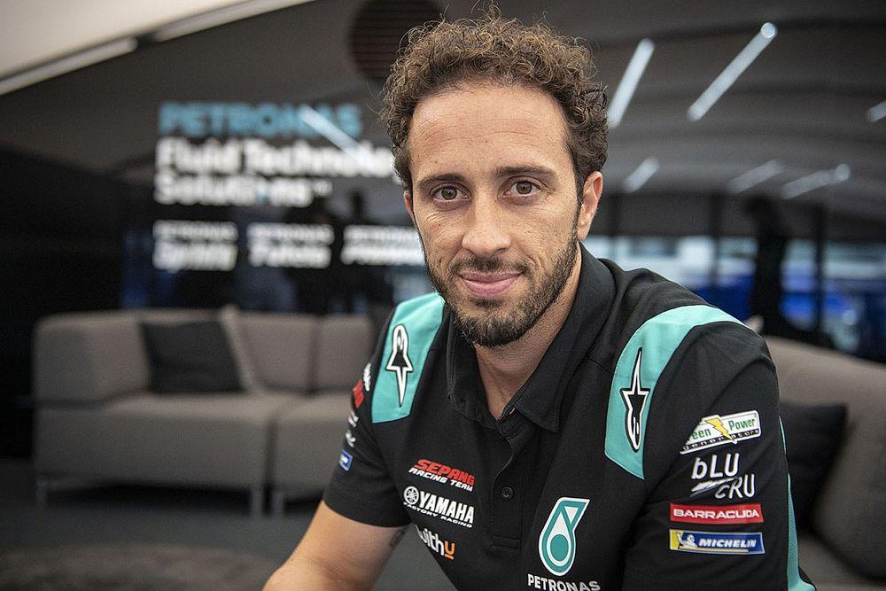 """Dovizioso: """"2013'te kaçan fırsattan sonra Yamaha'ya 'hayır' diyemezdim"""""""