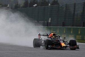 """Perez: """"Son tura Hamilton'ın arkasında başlamak her şeyi mahvetti"""""""
