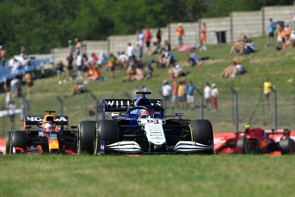 """Russell """"mérite"""" le baquet Mercedes, selon Leclerc et Verstappen"""