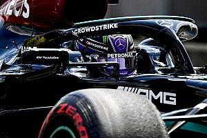 """Hamilton strijdbaar: """"Weet zeker dat Mercedes nog een stap zet"""""""