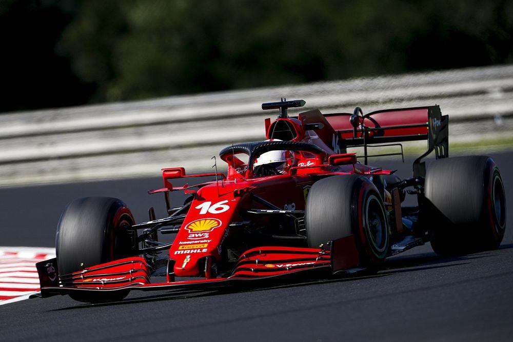 Ferrari: Extra windtunneltijd levert minder dan tiende winst op