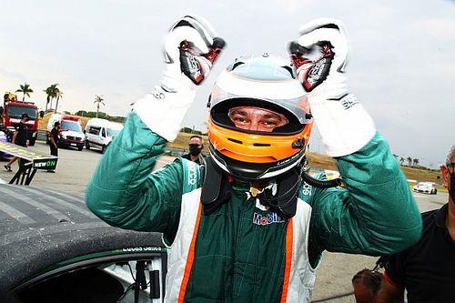 Porsche Cup: Salles reverte má sorte em Goiânia e celebra fim de semana perfeito