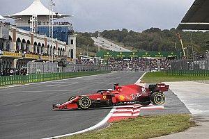 Leclerc se lució el sábado pese a un set-up pensado para el domingo