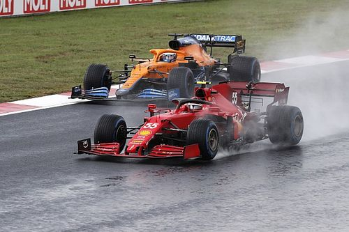 Ferrari vise la troisième place du championnat