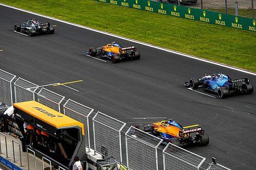 Ricciardo cambia motor y Sainz gana una posición en parrilla