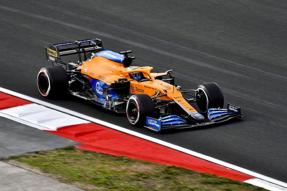 McLaren, risk alma konusunda daha dikkatli olacak