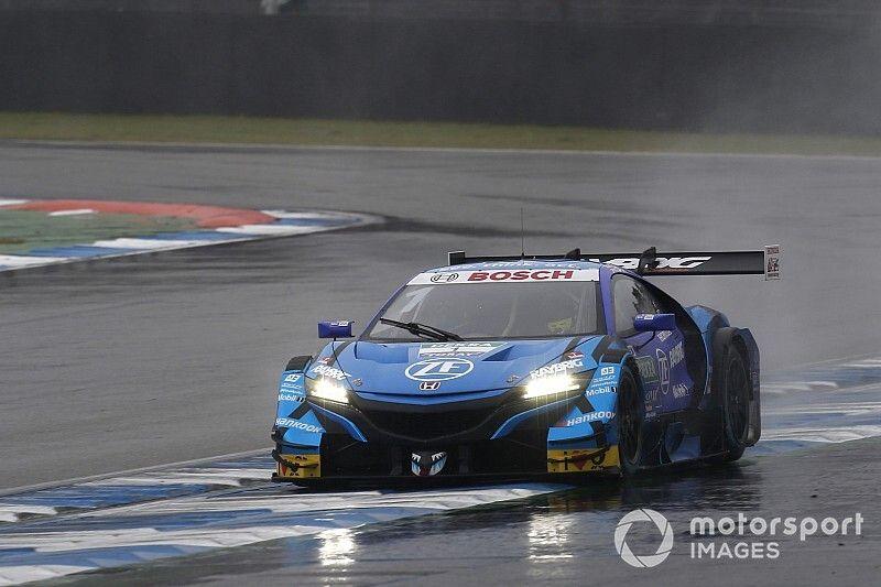 """Button says final DTM race was about """"surviving"""""""